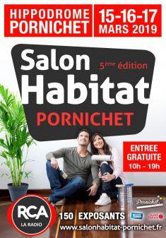 Retrouvez-nous au salon de l'habitat de pornichet du 15 au 17 mars