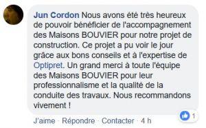 facebook Maisons bouvier