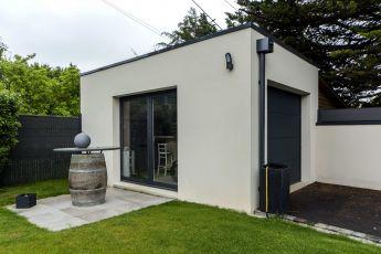 Maisons Bouvier : garage