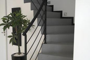 Maisons Bouvier : escalier