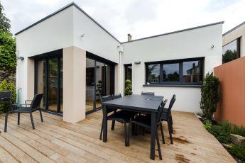 Maisons Bouvier : terrasse