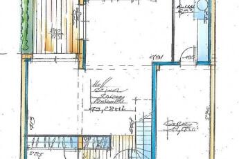 Maisons Bouvier : plan rez-de-chaussée