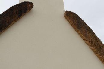 Maisons Bouvier : toit de chaume