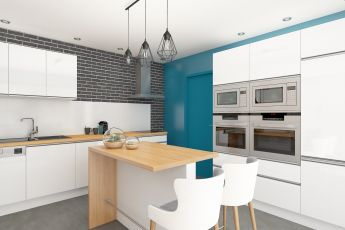Maisons Bouvier : cuisine