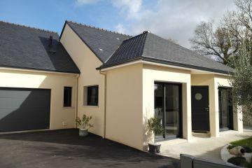 Maisons Bouvier : plain-pied, Nord-Loire, Carquefou