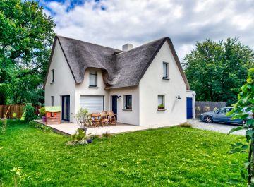 Maisons Bouvier, construction maison, construction 44, parc de la brière, saint lyphard, toit en chaume