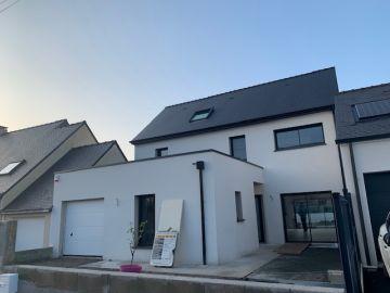 Maison avec toit en ardoise proche de Nantes