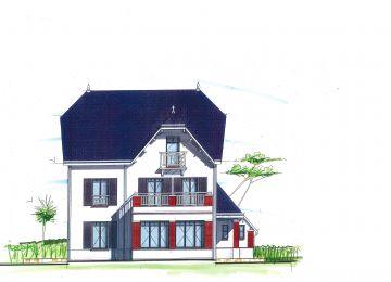 Maisons Bouvier : villa Bauloise, proche mer