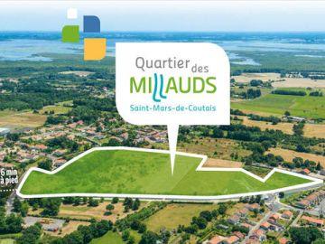 Dernier terrain disponible Saint Mars de Coutais