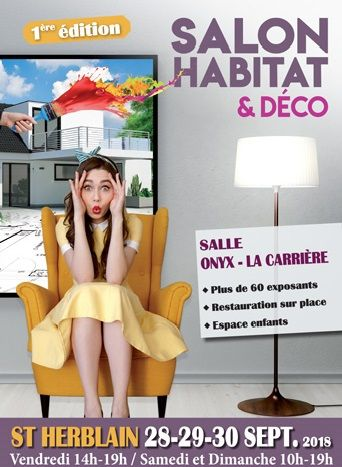 Salon de l'Habitat et de la Déco à St Herblain