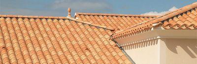 Tuile en terre cuite Terreal pour maisons en sud loire